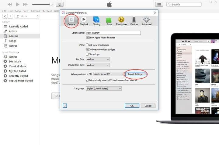 Ajouter les fichiers M4A en MP3 facilement