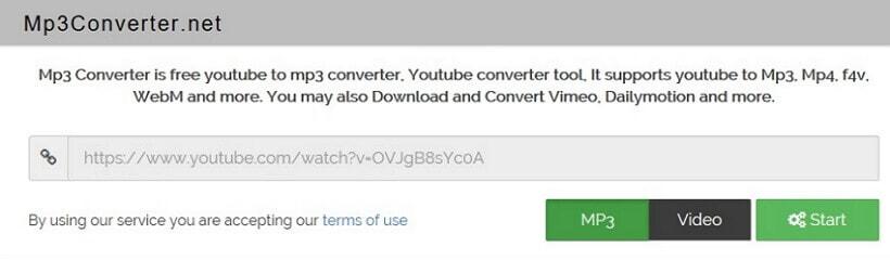 youtube mp3 alternative