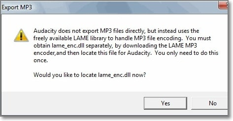 save file type as mp3