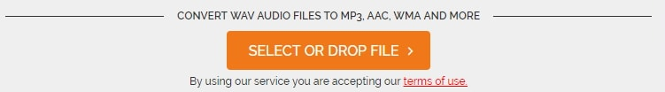 free wav to mp3 converter online