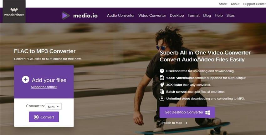 convertisseur wma en mp3 en ligne