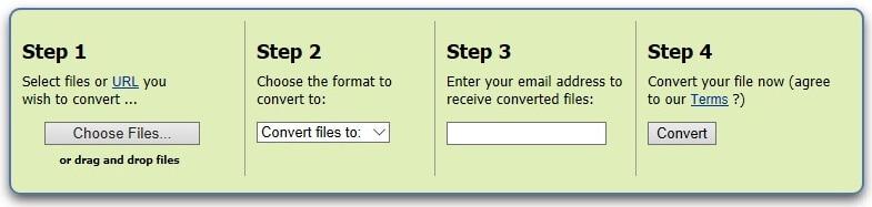 convertir wma vers mp3 online gratuitement