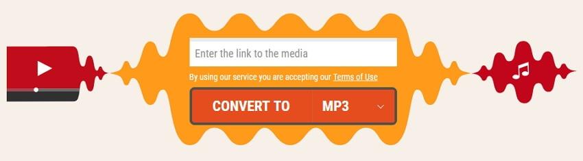 برنامج مجاني لتحويل يوتيوب الى mp3 على الإنترنت