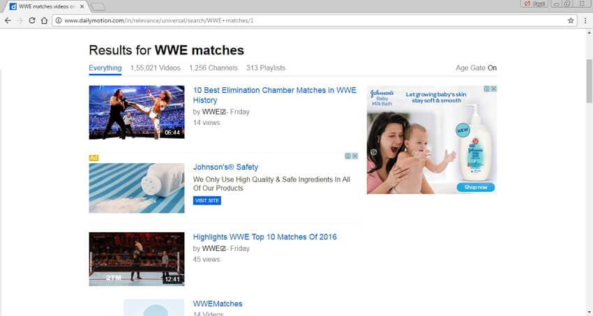 Download WWE match videos to MP4 - Dailymotion