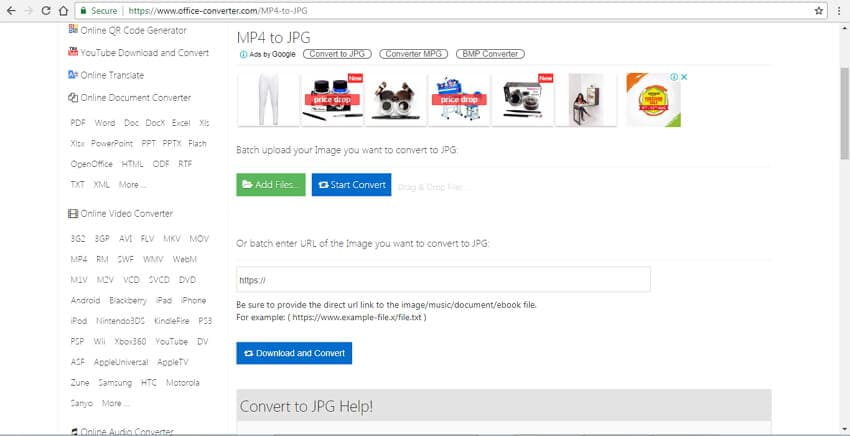 mp4 to jpg converter online