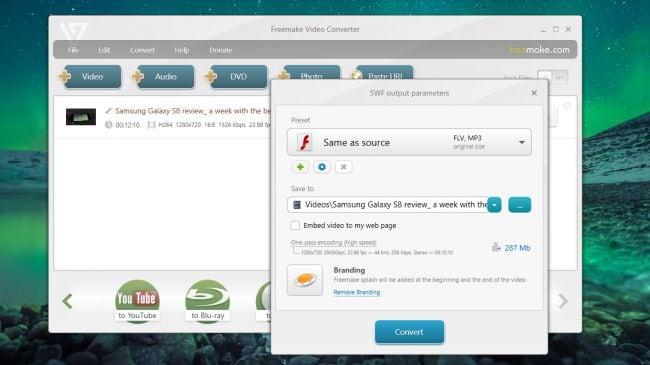 mov to mp4 converter free download Freemake