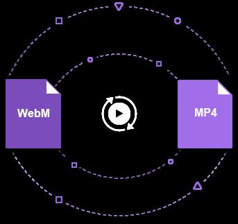 Convert WebM to MP4