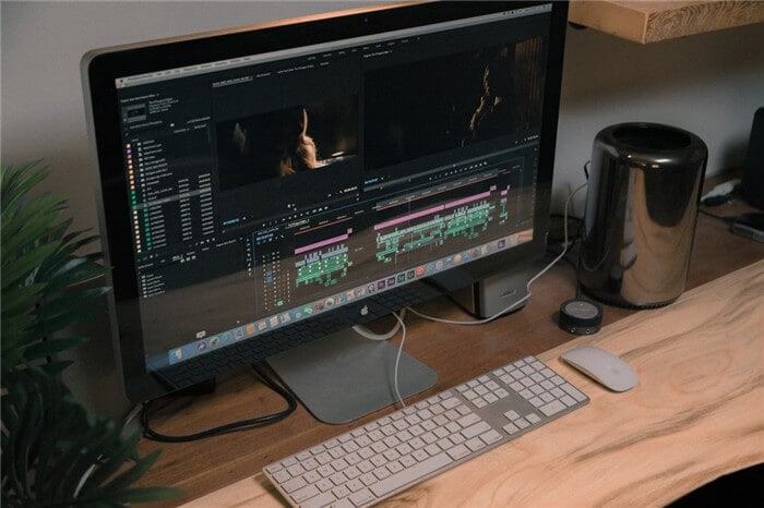 edit the videos