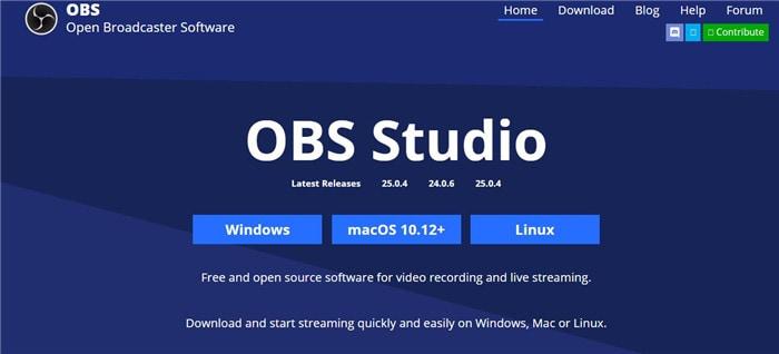 Open Broadcast Software