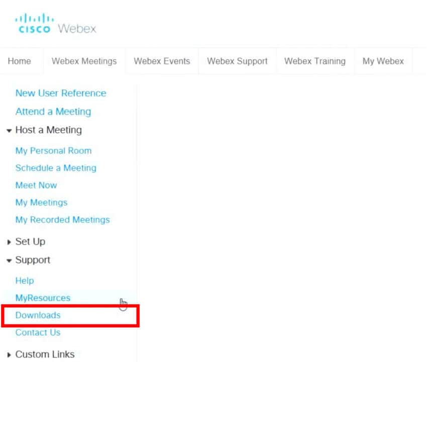 download Webex Recorder