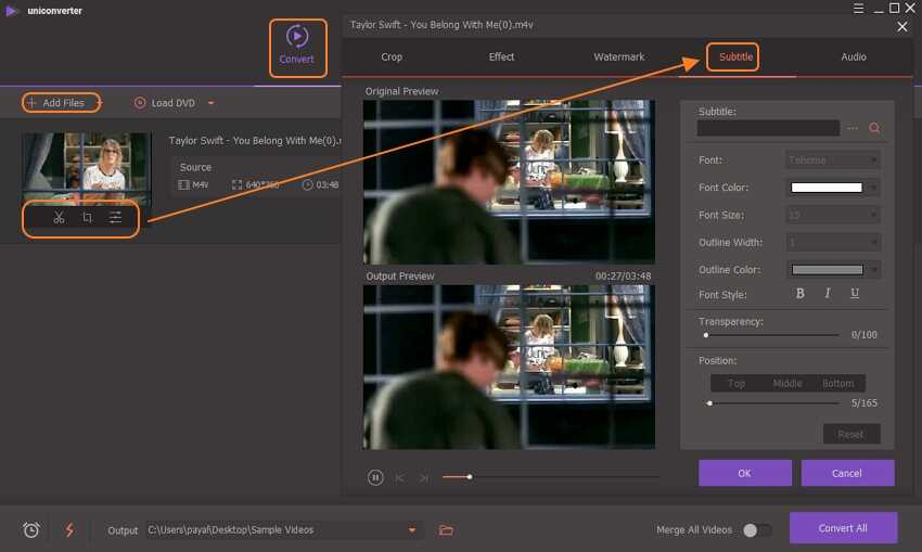 load video to subtitle tool