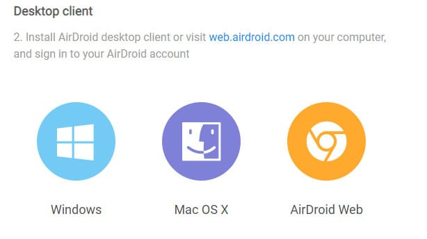 Download AirDroid