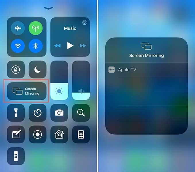 use Apple TV