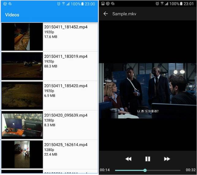 VPlayer Video Player - AVCHD Player