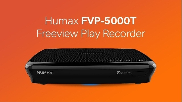Humax Free View TV Box Recorder