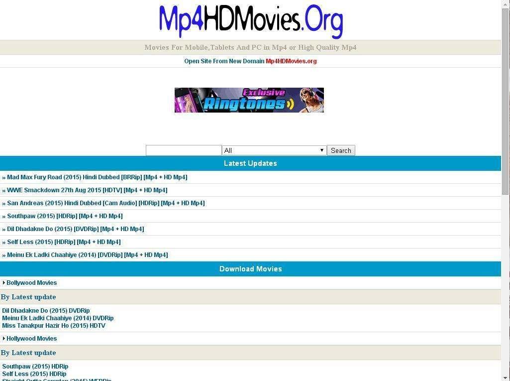 MP4 HD Movies