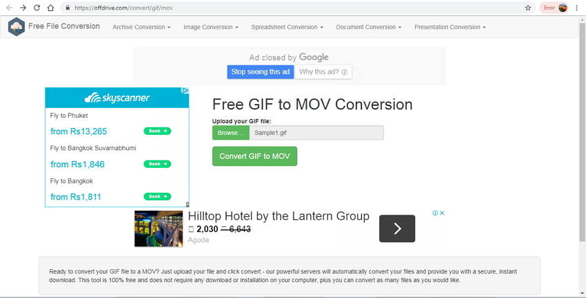 convert gif to mov online - 6