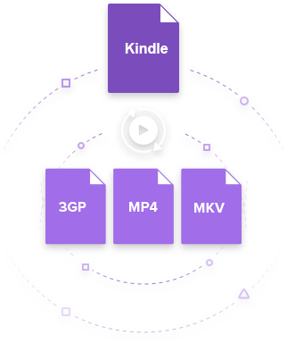 convert videos to Kindle Fire