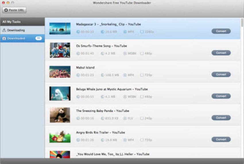YouTube to MP4 Converters for Mac