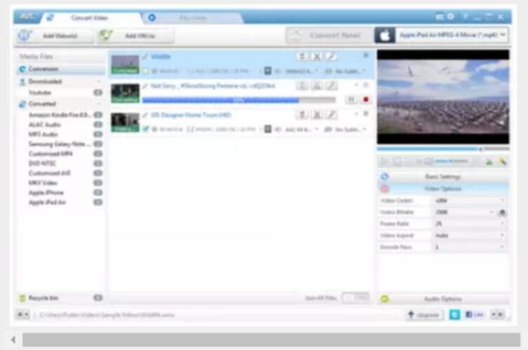 free 3GP video converter - any video converter