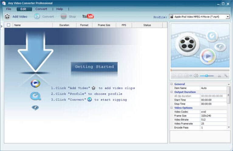 free batch video converter 3