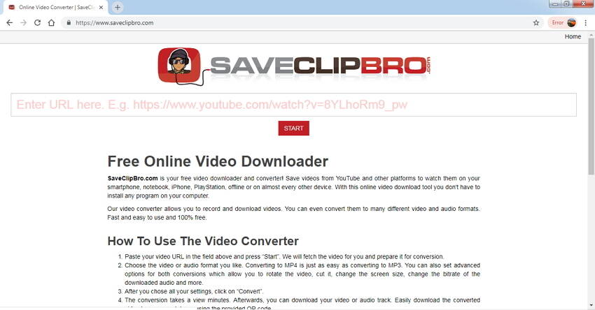 top 10 online video converter to MP3 - 5
