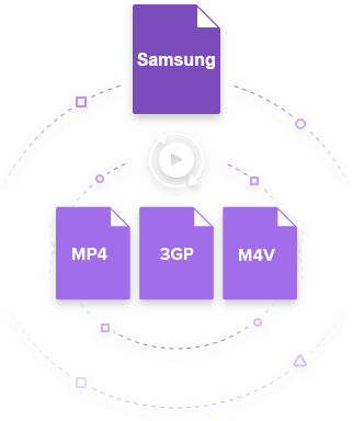 Samsung video supported formats
