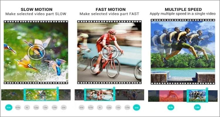 Video Speed Changer