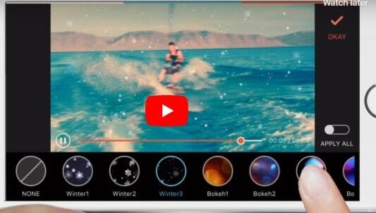 video merger app for iphone - FilmoraGo