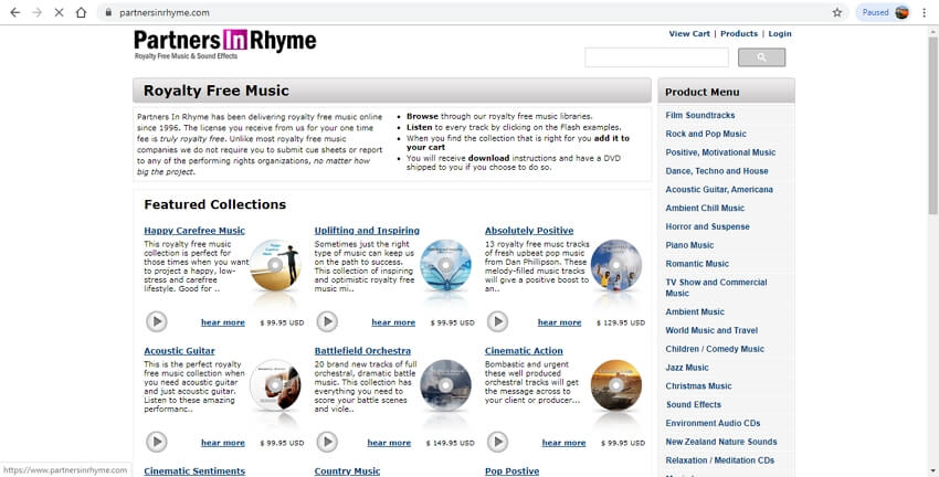 10 sound effects sites - Partners in Rhyme