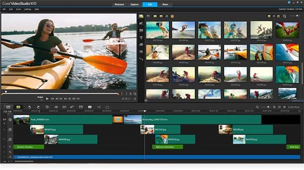 videostudio video editor