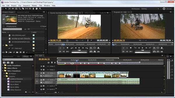 adobe video editor