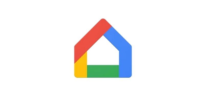 launch the google home application