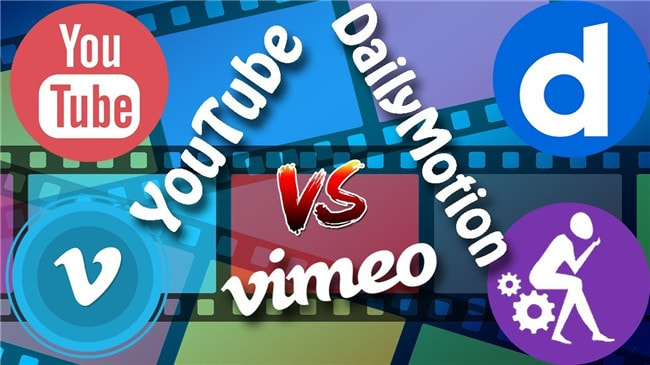 vimeo dailymotion