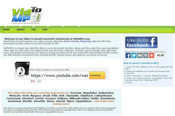 vimeo mp3 download online