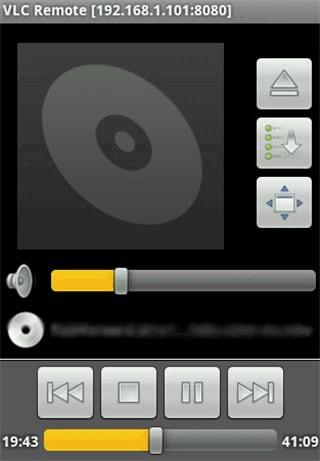 remote control vlc