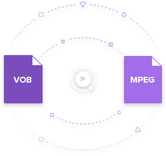 convert VOB to MPEG