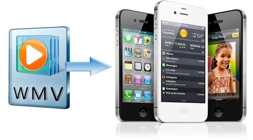 convert WMV to iPhone