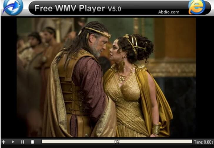 wmv player-abdio wmv player