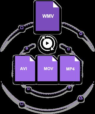 convert WMV to video
