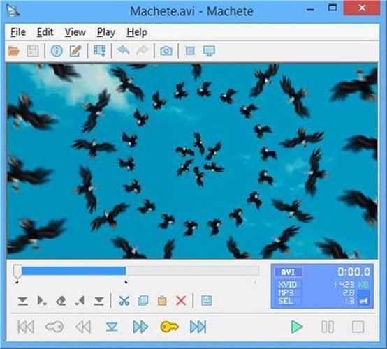 Machete Video Editor Lite