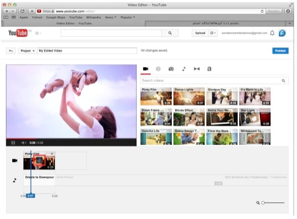 trim youtube video