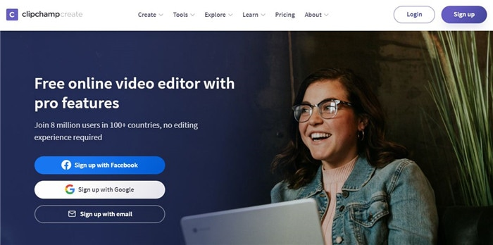 youtube video editor online free