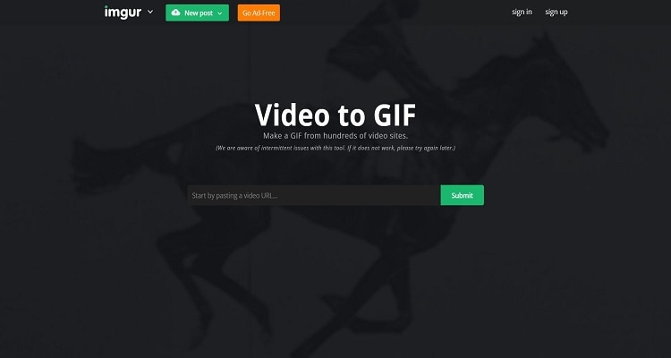 video to gif converter software
