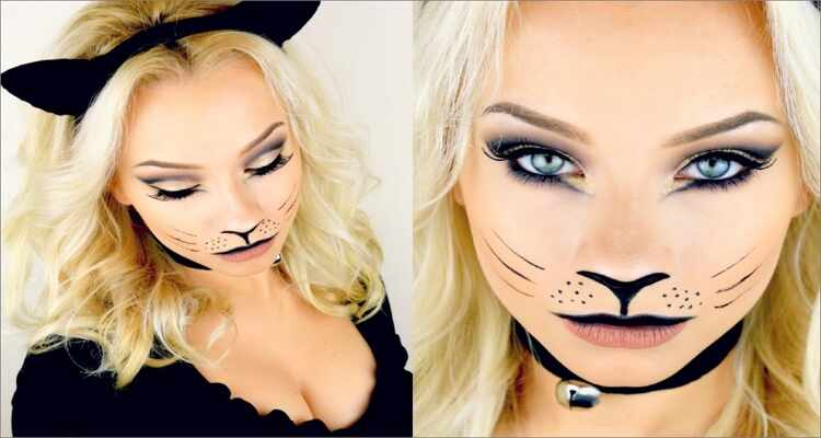 Halloween Costume Ideas  - Cat Halloween Costume