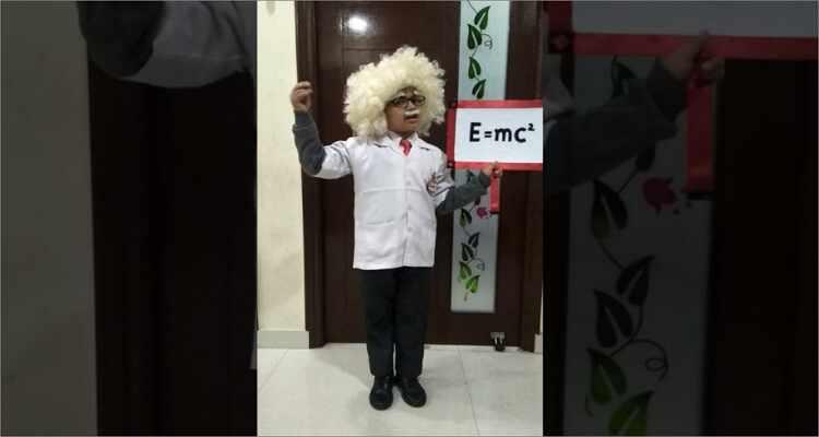 Halloween Costume Ideas  - I'm Einstein