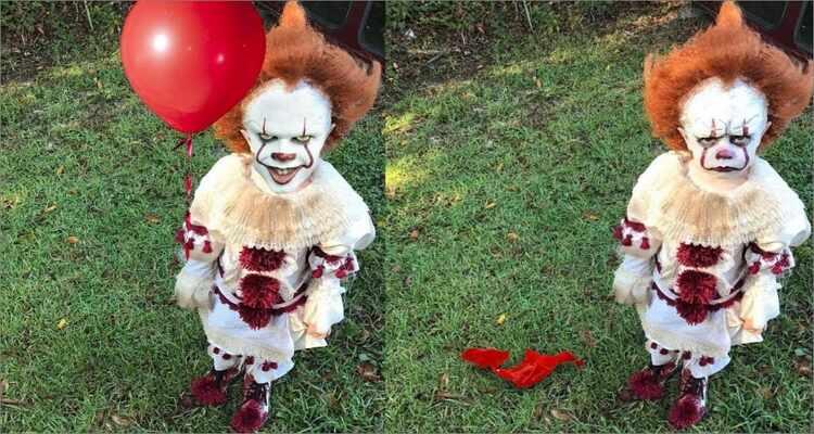 Halloween Costume Ideas  - Anabelle Doll Halloween Costume