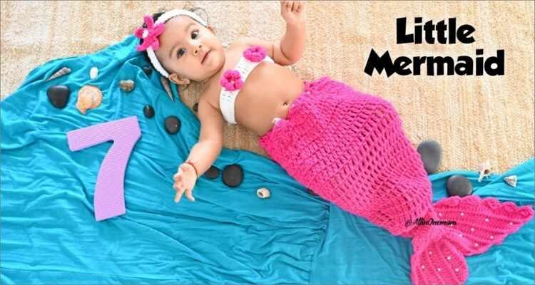 Halloween Costume Ideas  - The Little Mermaid Halloween Costume