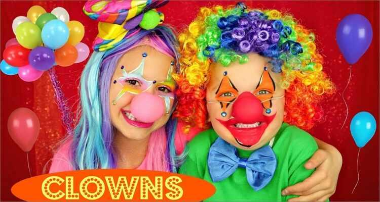 Halloween Costume Ideas  - Clown Halloween Costume