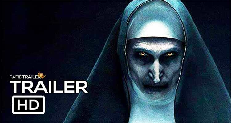 Halloween film you can't miss - The Nun (2018)